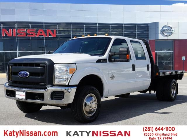 Pre-Owned 2015 Ford F-350SD XL 4WD