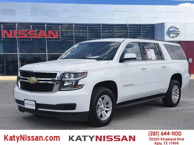 Pre Owned Suburban >> Pre Owned 2018 Chevrolet Suburban Lt Rwd 4d Sport Utility