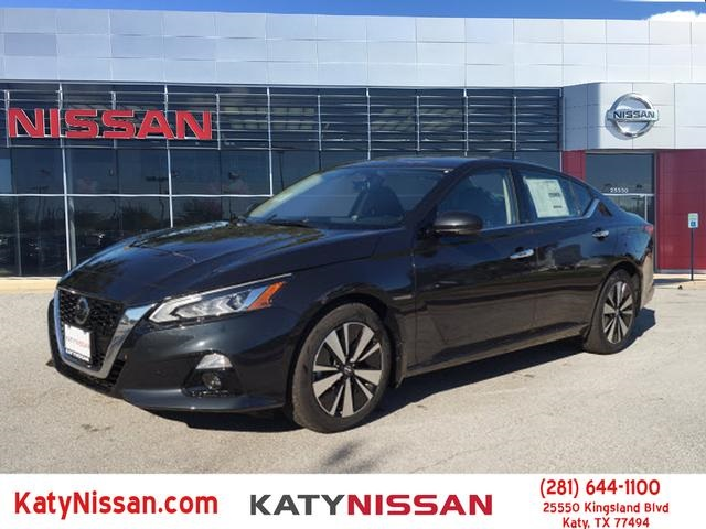 new 2019 nissan altima 2 5 sl 4d sedan in katy kc118550. Black Bedroom Furniture Sets. Home Design Ideas