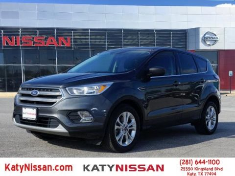 Pre-Owned 2016 Ford Escape Titanium 4D Sport Utility in Katy