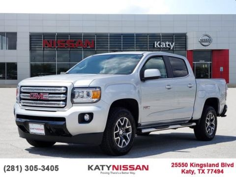 Pre-Owned 2018 GMC Canyon All Terrain